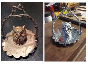 silver Owl Restoration
