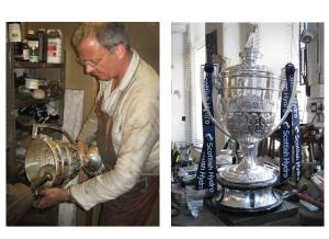 Silver Trophy Restoration